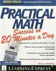 Practical Math Success in 20 Minutes a Day by Learningexpress LLC, Mark A McKibben (Paperback / softback, 2012)