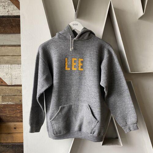 70s Russell Rayon blend hoodie Large lee generals… - image 1