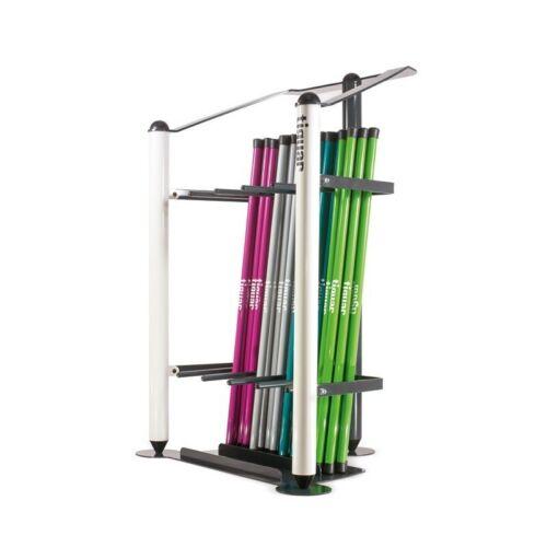 Tiguar Weight Rod 3//4//5//6 KG Purple Blue Green Grey Strength Training Fitness
