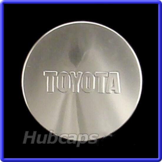 T075 4X NEW TOYOTA TUNDRA Tacoma Sequoia Chrome Wheel Center Hub Caps C32C-TOY