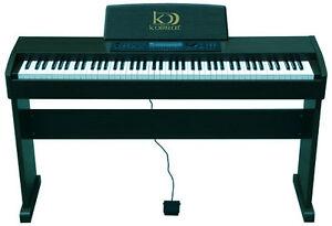 Piano-Digital-Kobrat-85-Nuevo-Hammer-Contrapesado-Piano-Digital-Electronico