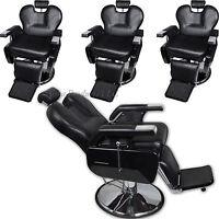 4 Hydraulic Barber Shop Chair Recline Hair Salon Beauty Spa Shampoo Parlor Wash