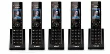 5 x Vtech IS7101 DECT 6.0 Cordless Home Monitoring Door Phone Handset for IS7121