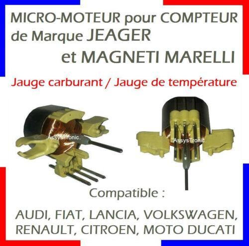 CITROEN MOTEUR Compteur JAUGE CARBURANT RENAULT TEMPÉRATURE  A3,AUDI TT FIAT