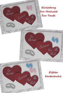 Hochzeit Und Taufe Einladungskarten – usertask