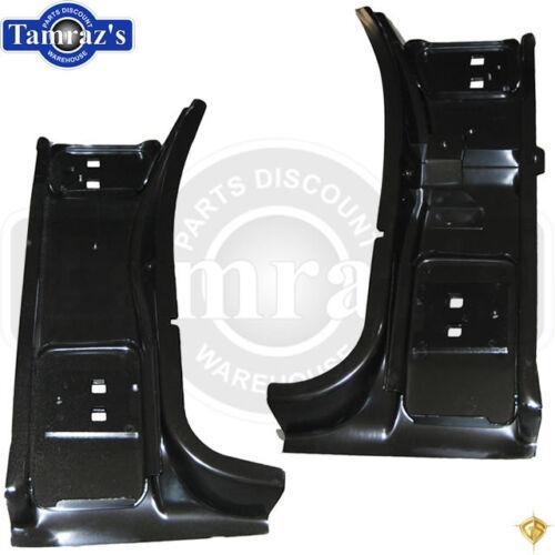 """68-70 Mopar B-Body Lower Front Inner Door Jamb /"""" A /"""" Pillar at Hinge Legion PR"""
