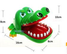 Funny Crocodile Dentist Game Big Mouth Bite Fingers Prank Toys For Kids&Adult