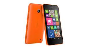 Nokia-Lumia-630-Single-SIM-Orange-8GB-Smartphon-NEU-inOVP-saemtliche-SIM-weltweit