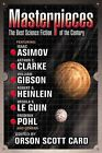 Masterpieces The Best Science Fiction of The 20th Century 9780441011339 Card