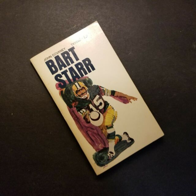 Bart Starr By John Devaney, Green Bay Packer Legend 1967 2nd Printing