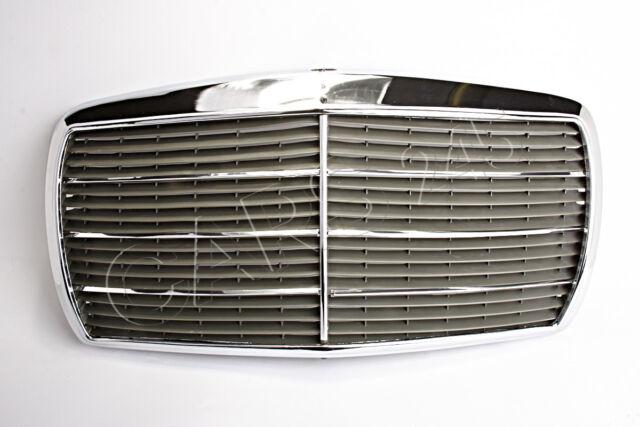 ANTERIORE Griglia anteriore centrale per Mercedes w123 1976-1984