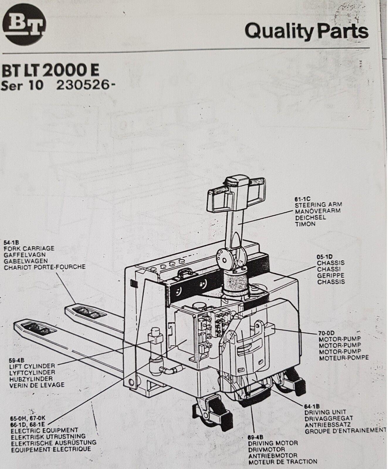 Piston Tige Litre No. 127052 BT Lsf 1250 E/10 Lsf 1250/11 Litre Tige 2000 E Ser.10 1c96b0