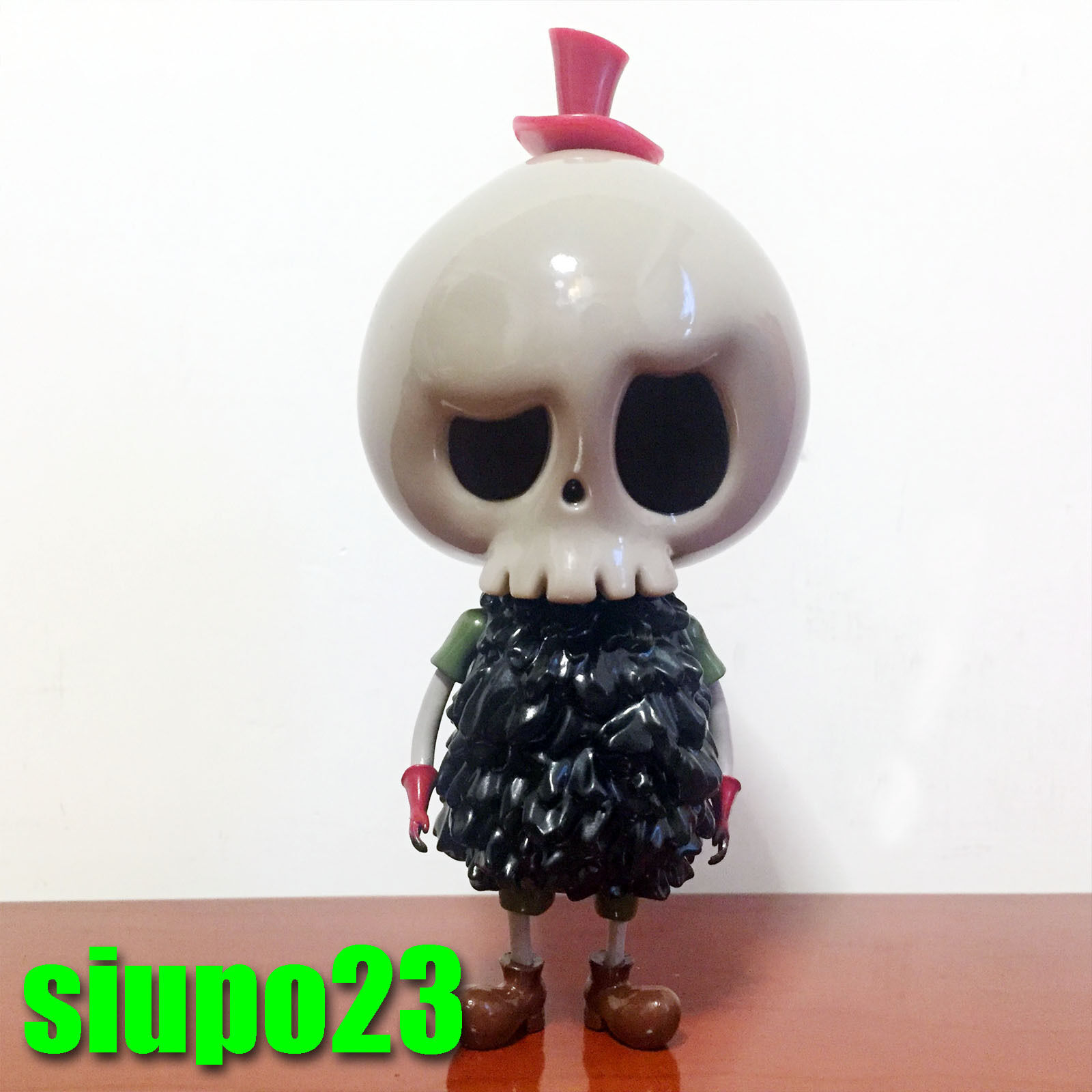Kasing Lung x How2work Tycoco 1st Sofubi Figure