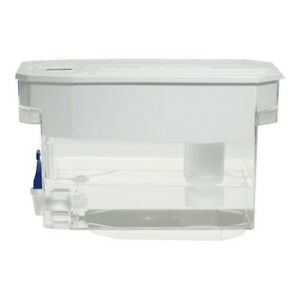 brita ultramax 18 cup water filtration dispenser white ebay. Black Bedroom Furniture Sets. Home Design Ideas