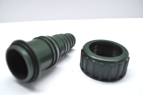 Barbed Fitting for Tetra Pond UVC  GreenFree Ultraviolet Clarifier