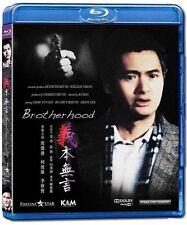 "Chow Yun Fat ""Code of Honor (Brotherhood)"" Danny Lee 1987 HK Classic Blu-Ray"