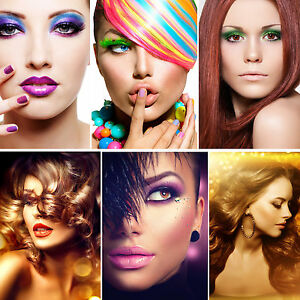 Image Is Loading Beauty Salon Makeup Posters Upto A0 Size Frames