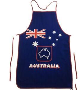 AUSTRALIA-FLAG-APRON-GLOVE-MITT-Set-Australia-Day-BBQ-Aussie-Oven-Chef-Souvenir