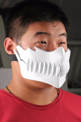 Bleach Hollow HALIBEL mask Anime Cosplay Masks COS Fans cosplay prop