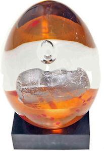Kosta-Boda-Bertil-Vallien-Dreamer-Glas-Skulptur-NEU-unbenutzt