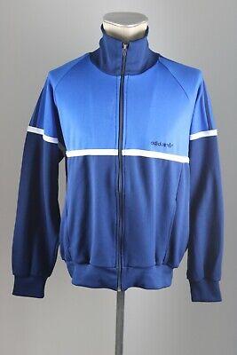 Adidas Vintage Uomo 80er 80s Giacca Track Jacket Training Giacca Taglia 186 6 Aj6-mostra Il Titolo Originale Prestazioni Affidabili