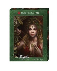 Heye Puzzles - 1000 Pieces Jigsaw - Gold Jewellery HY29614