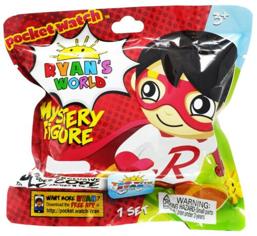 Ryan/'s World Mini Figure with Accessory Tag with Ryan Mystery Pack