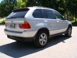 2002 BMW X5 4.4i *PREMIUM* PACKAGE