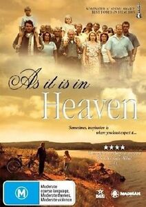As-It-Is-In-Heaven-DVD-Brand-New