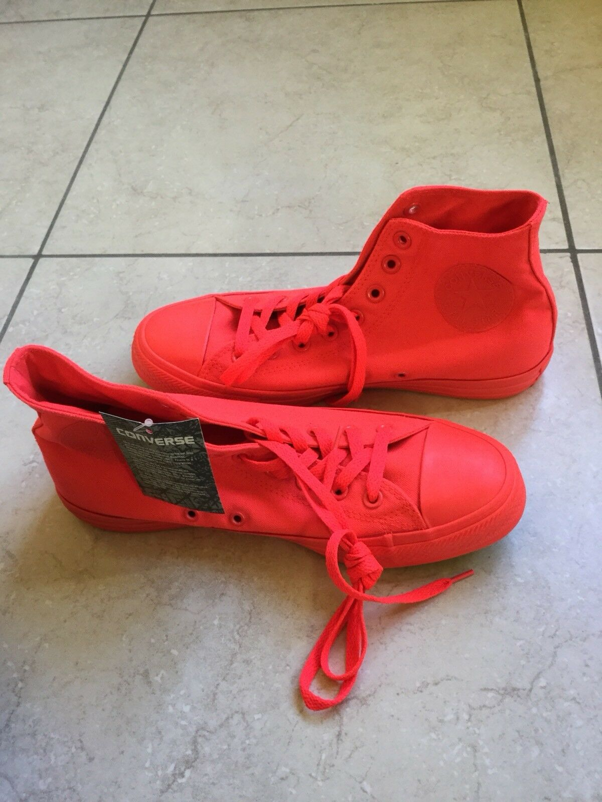 Converse Scarpe All Star Chuck Taylor N. 41,5 Us 8 Nuove Unisex