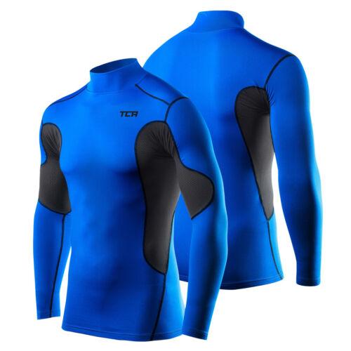 Men/'s Boy/'s TCA SuperThermal Compression Armour Base Layer Top Under Shirt Skins