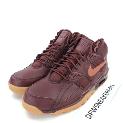 Chaussure 5 Air Sc Nike Trainer 10 taille rouge d'hiver rrCqwf