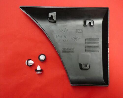 Fits RENAULT MASTER MK3 SIDE DOOR MOULDING STRIP REAR LEFT SIDE 768F20004R