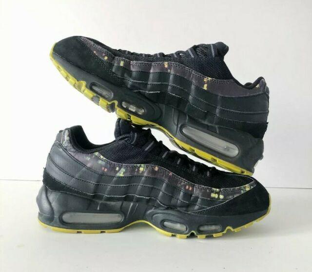"Nike Air Max 95 Premium Running Shoes ""City Lights"" QS Mens Size 11 US"