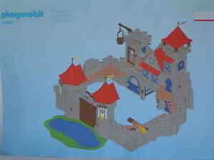 Playmobil-CASTLE-3268-Spare-Part-Replacements