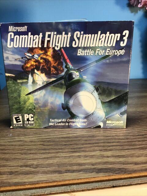 Microsoft Combat Flight Simulator 3: Battle for Europe (PC ...