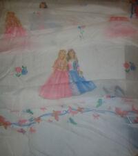 Nr. 2422 Gardinen Stoff Vorhang Stoff Kinderzimmer Prinzesin voile