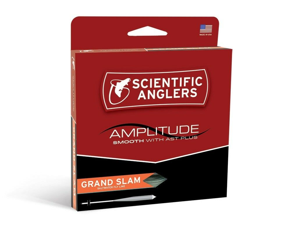 Scientific Anglers Amplitude Smooth Smooth Smooth Grand Slam Fly Line - WF9F 90f354
