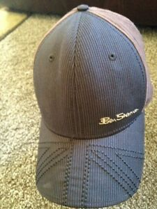 659d9390f24f6 Ben Sherman Baseball Cap Hat One Size Fits All L XL brown And Black ...