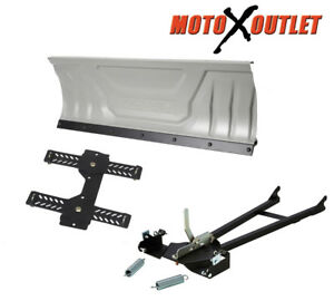 Kawasaki-Bayou-Atv-Snow-Plow-Kit-60-034-Blade-Package-KLF-185-220-300-400-2x4-4x4