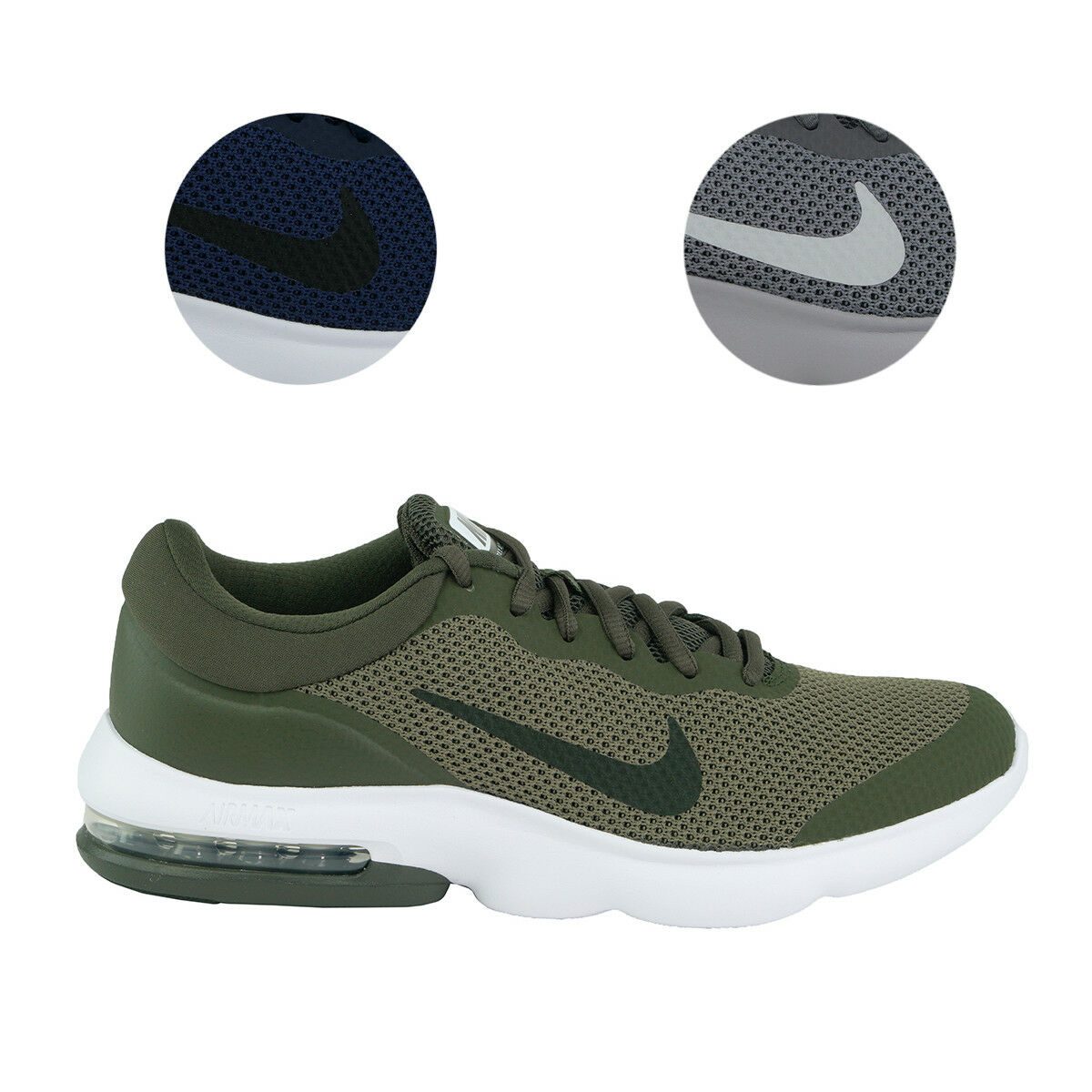 Zapatillas Nike Air Max Advantage Hombre 13 Us 31 Cm