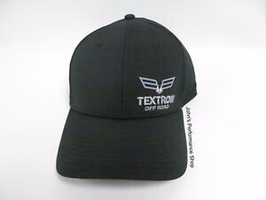 Textron Off Road Domain Fitted Baseball Hat Cap S/M L/XL 5288-340 5288-341