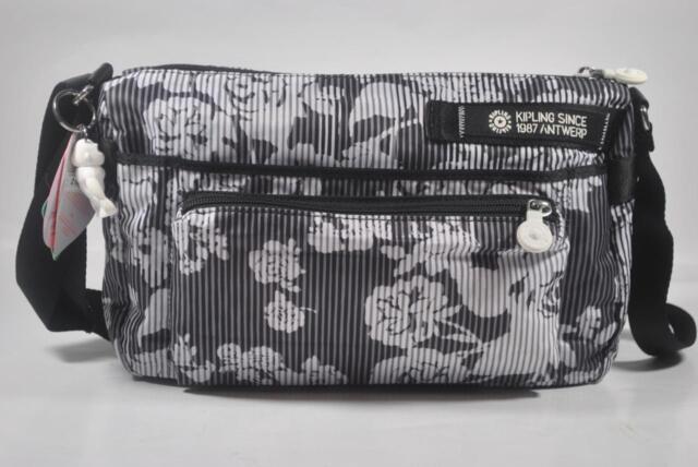 6d0ba9010f With Tag Kipling Lyris Handbag Shoulder Bag - Rosey Print for sale ...