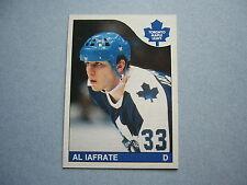 1985/86 O-PEE-CHEE NHL HOCKEY CARD #210 AL IAFRATE ROOKIE NM SHARP!! 85/86 OPC