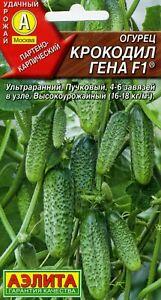 Non-GMO Thumbelina F1 ® Russian Seeds Cucumber