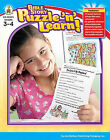 Bible Story Puzzle 'n' Learn!, Grades 3 - 4 by Christopher P N Maselli, Linda Standke, Carol Layton, Sharon Thompson (Paperback / softback, 2008)