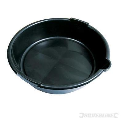 Silverline 675089 huile de vidange propre Pan 6 L