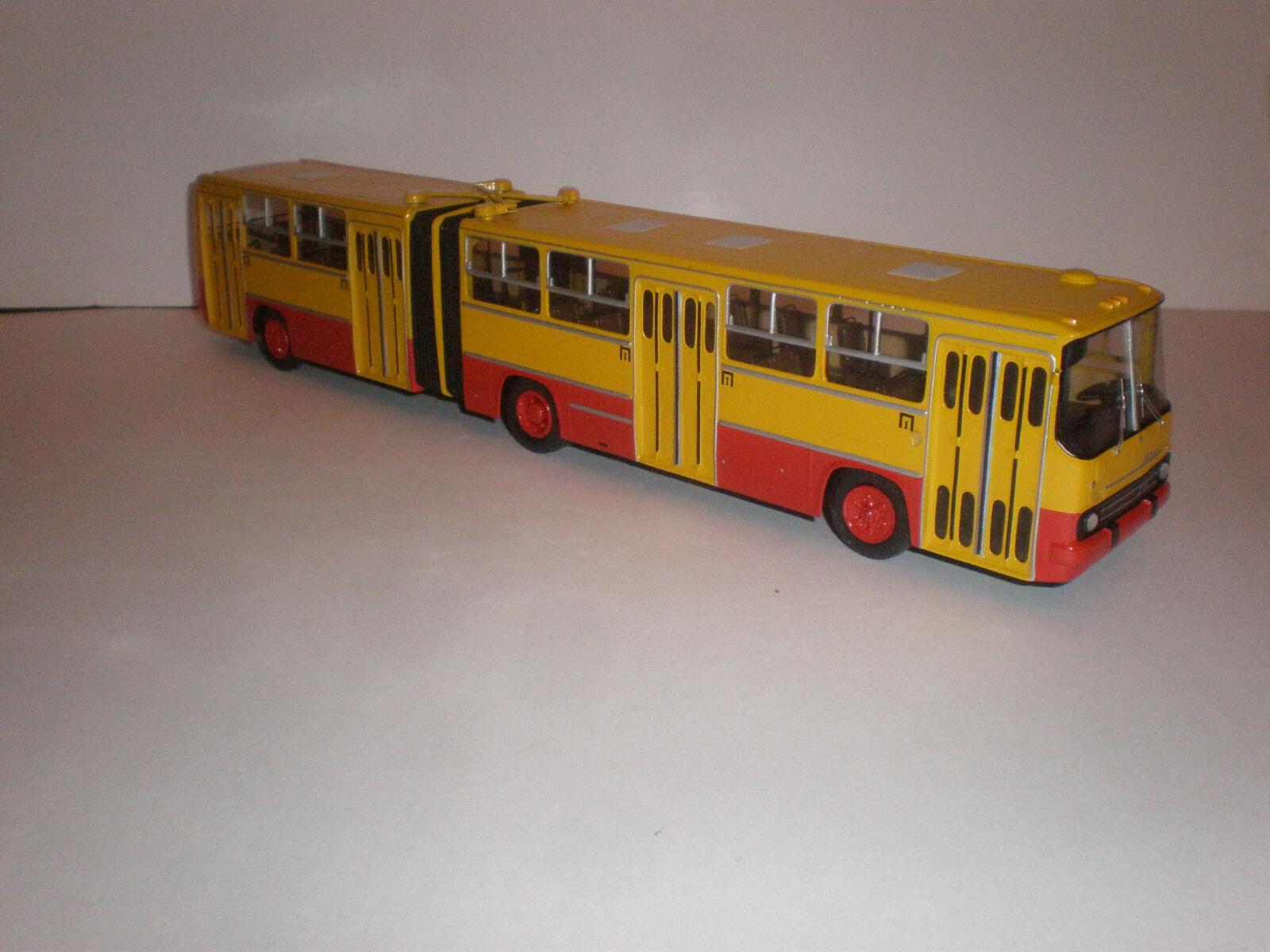 1 43 Hungarian long bus Ikarus 280.33   1970 - 1980 Handmade