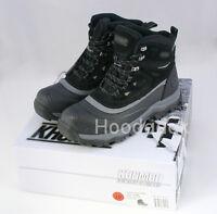 Khombu Men's Flume Winter Boots, Snow Shoes, Water Proof, Size 8 - 12