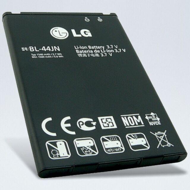 ORIGINAL LG Akku BL-44JN ~ für LG E400 Optimus L3, E610 Optimus L5